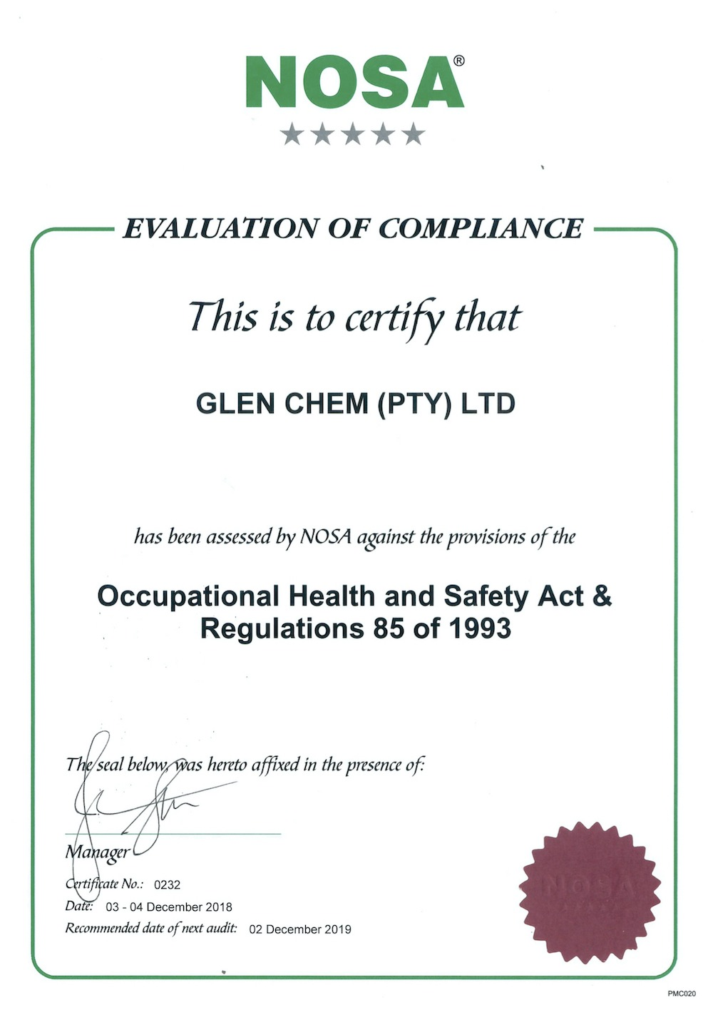 First Aid and Health & Safety 2